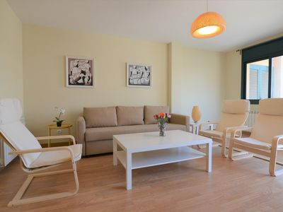 Photo for CAMBRILS PLAYA: apartamento nuevo 3-1 - Three Bedroom Apartment, Sleeps 7