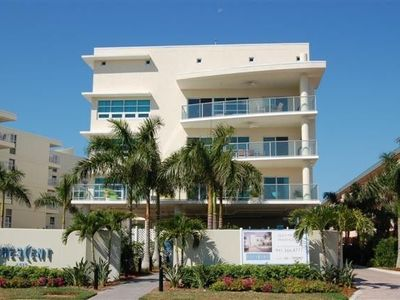 Photo for Luxury Penthouse Condo On  Beautiful Crescent Beach - Voted #1 Beach In The USA