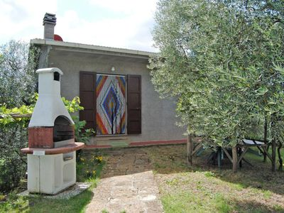 Photo for Vacation home Casa Pietro (GUA170) in Guardistallo - 4 persons, 2 bedrooms