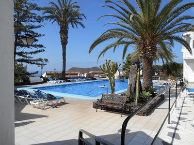 Photo for PLEASANT APARTMENT 2/3 PEOPLE ON THE HEIGHTS OF LOS CRISTIANOS
