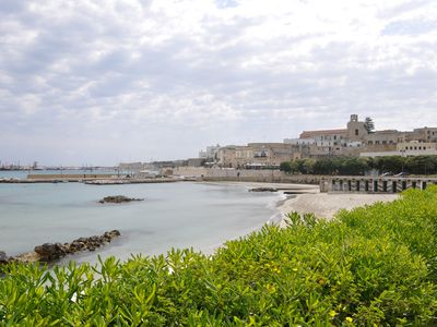 Photo for Beautiful apartment in the city of Otranto