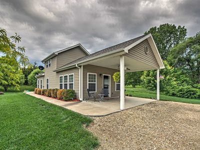 Photo for 4BR House Vacation Rental in Meriden, Kansas