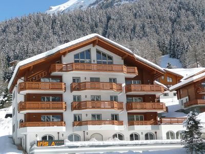 Photo for 1BR Apartment Vacation Rental in Leukerbad, Valais