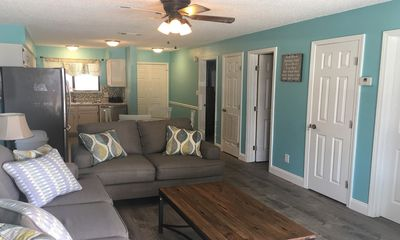 Photo for Water view !!  Completely remodeled !!