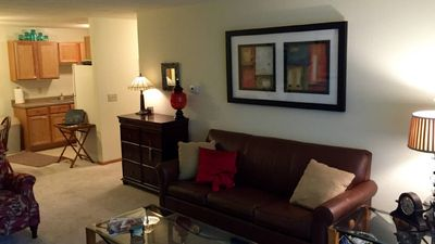 Photo for Inviting,Updated Apt w/easy access to Dntwn/Airprt