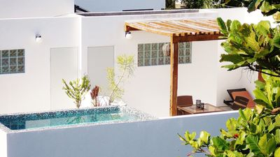 Photo for CASA NAAJ 3 - Charming Penthouse in the Center with Terrace and Swimming Pool