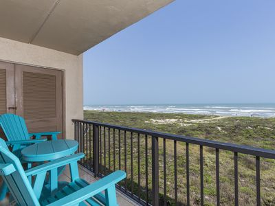 Picture Perfect Ocean Front Condo! Balcony Overlooking Beach, Multiple Swimming Pools & a Hot Tub!