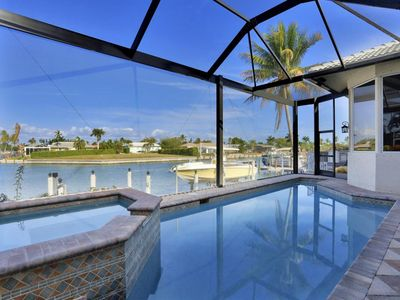 Photo for LUXURY WATERFRONT POOL HOME!