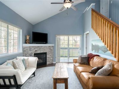 Photo for Stunning Steamboat Luxury Townhome, Close to Steamboat Mountain Village, & Biking Trails!