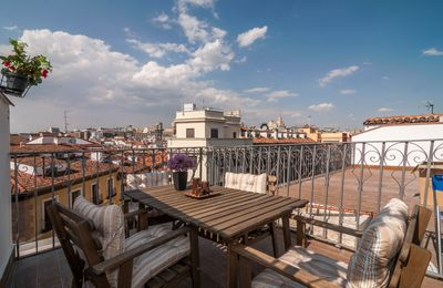 Photo for Penthouse with Terrace Madrid Center, Plaza Mayor, beautiful views, free wifi