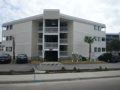 Photo for Comfortable & Convenient Ocean Side 2Bed/2Bath APATB V #102, Myrtle Beach, SC
