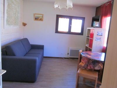 Photo for STUDIO with sleeping area in cottage for 2 to 4 people, calm residence