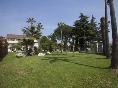 Photo for Apartment in small-scale holiday resort nearby pleasant seaside town Loano