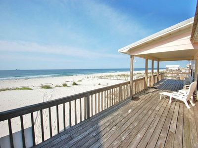 Photo for Pet Friendly, Beach front, & Up to $200 activities pass included! By Harris Properties