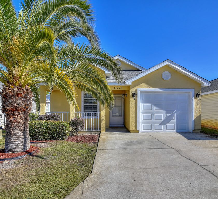 Panama City Beach 3br Renovated House 1 Mile From Free Beach Parking