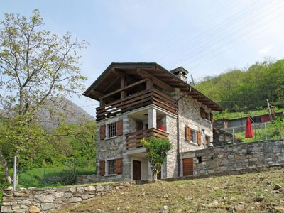 Photo for Vacation home Casa Shiloe (LMZ355) in Lago di Mezzola - 4 persons, 1 bedrooms