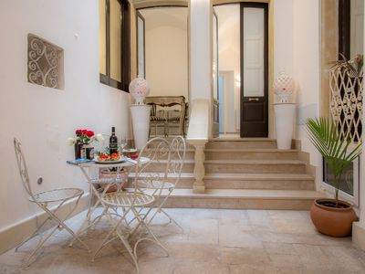 Photo for Stylish house in the heart of the historic center!