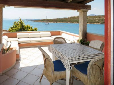 Photo for Apartment S'Abba e Sa Pedra  in Golfo Aranci SS, Sardinia - 6 persons, 2 bedrooms