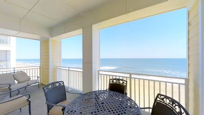 Photo for Penthouse Paradise 408 B *Direct Oceanfront!*