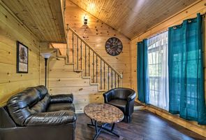 Photo for 2BR Cabin Vacation Rental in Roan Mountain, Tennessee
