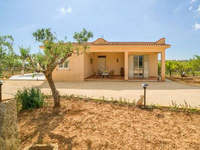 Photo for Vacation home Misagisà in Menfi - 4 persons, 2 bedrooms