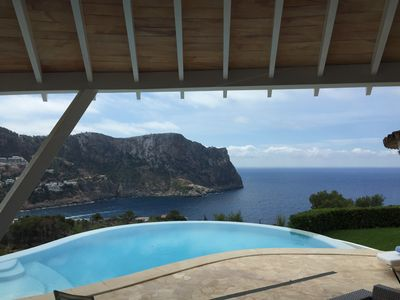 Photo for Amazing villa of unique design in Puerto Andratx, Mallorca. Design Alberto Rubio