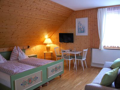 Photo for Waldblick-Bauernstube-Doppelzimmer 207 - Gasthof-Pension Martinihof