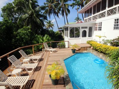 Photo for Charming Cottage Villa - Walk to Beach & Restaurants - *Discounts Available.*