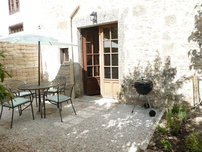 Photo for Newly renovated and well equipped gite in the heart of a picturesque village