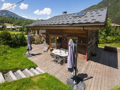 Photo for 4BR Chalet Vacation Rental in Chamonix