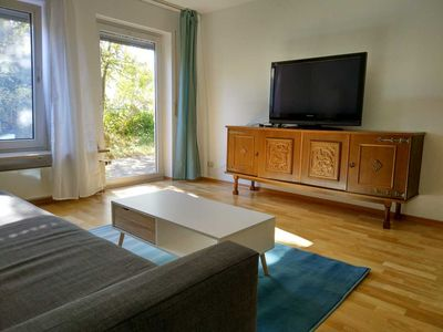 Photo for 2 room cozy Apartment - Sunny ground floor apartment with garden terrace in Forchheim