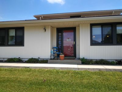 Photo for Comfortable, waterfront condo in historic Ocean City, MD Short-term available.