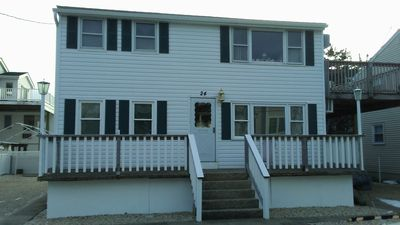 Photo for 9th from beach!  Picturesque, quiet, traditional, and family-oriented home.