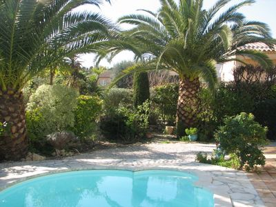 Photo for VAR France - House with swimming pool, quiet and charming, ideal for families