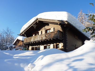 Photo for Vacation home Chalet Z  in Ovronnaz, Valais - 5 persons, 3 bedrooms