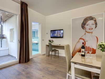 Photo for Beautiful and elegant Suite for 4 people near the SMN station in Florence