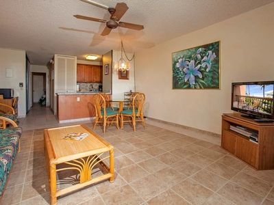 Photo for Remodeled kitchen and bathroom at this 1 bd Maui Vista condo #1322