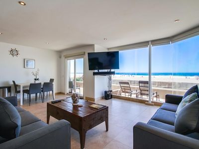 50' of Ocean Front + Exclusive Ground Level Patio + AC