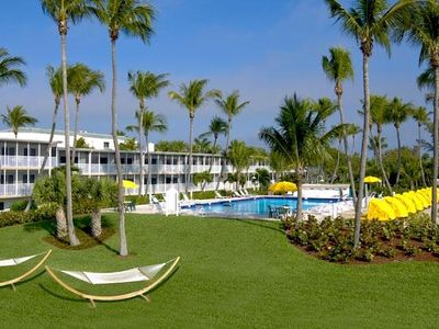 Photo for Ultimate Sanibel Getaway! Two Comfy Garden View Units with Balcony, Pool, Beach
