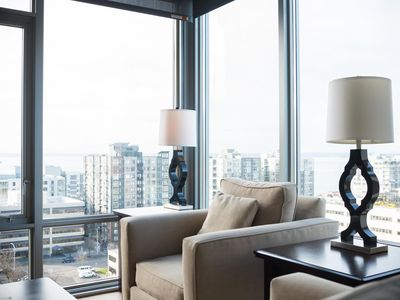 Photo for Amazing Views of the Space Needle - Downtown 2 Bedroom Apartment
