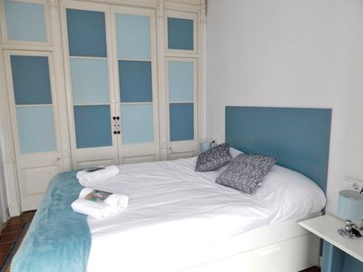 Photo for Apartment ideal for groups panoramic views | Rambla de Girona