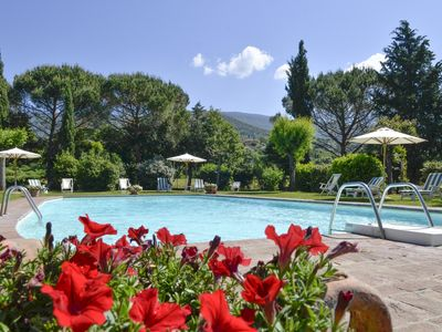 Photo for Residence Il Casale -  INDIPENDENT APARTMENTS WITH POOL House with character