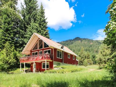 Photo for The Red Cabin at Lake Wenatchee
