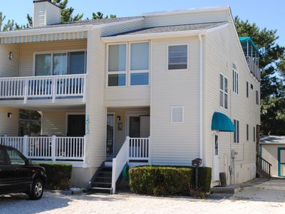 Photo for Oceanside, 3rd House From Beach, Near Shops & Attractions -First Floor, 2 Baths!