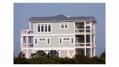 Photo for BEST OF THE BEST!Premium Brand New, Oceanfront  Home in Turtle Creek area of OI