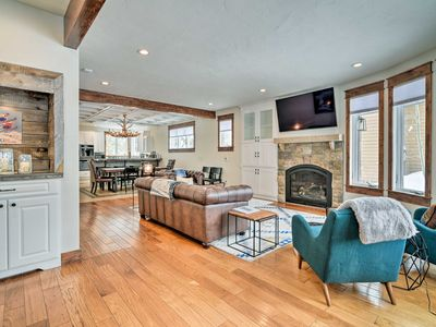 Photo for Remodeled Mtn Lodge by Dillon Res, 10 Mi to Skiing
