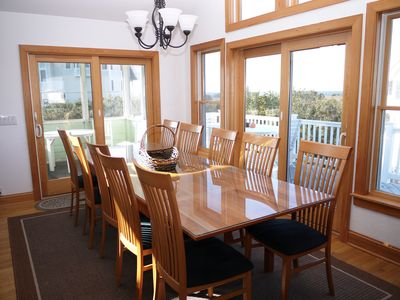 Dining Room - Perfect for Family Gatherings - Sound View