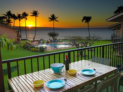 Photo for Polynesian Shores 210- Beautiful Large 3 Bed 3 Bath Oceanfront!