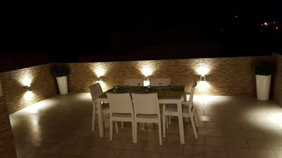 Photo for Penthouse with a large terrace with BBQ Area!!!.