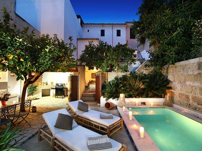 Photo for Charming Townhouse in the heart of Pollenca Old Town